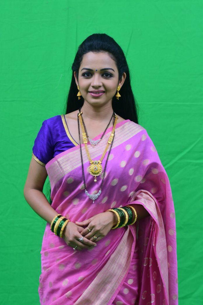 Rashmi Anpat Replaces Veena Jagtap As Aarya In Aai Majhi Kalubai