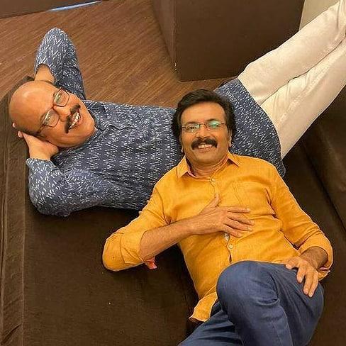 Mlind Gavli Shares Moments From Aai Kuthe Kay Karte