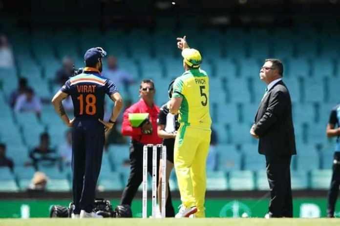 india wins thirds ODI against australia