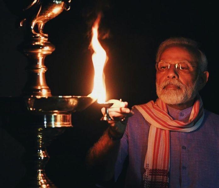 stop kumbhmela said narendra modi