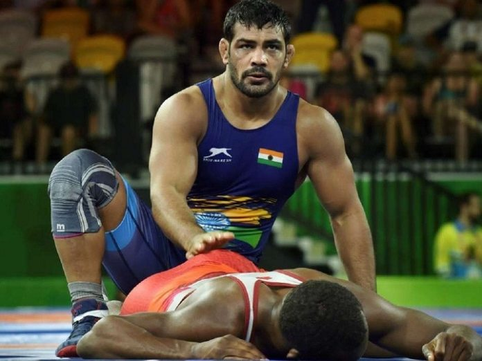 Look out notice against wrestler Sushil Kumar