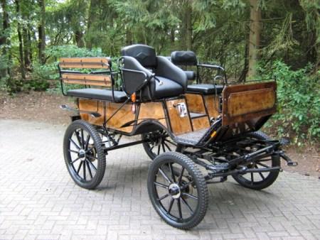 Easy-step wagonette Minas
