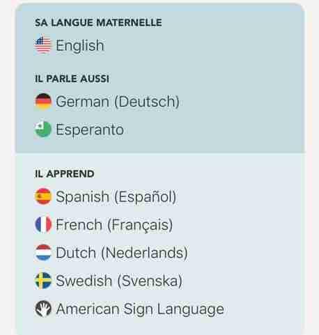 tandem esperanto