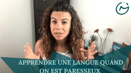 apprendre langue paresseux