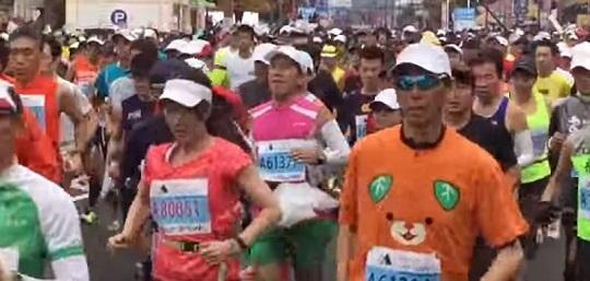 岡山マラソン エントリー 2016
