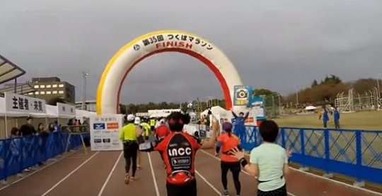 つくばマラソン コース 関門 制限時間