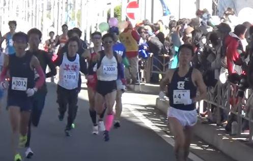 神奈川マラソン コース