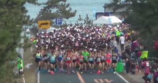鳥取マラソン 関門