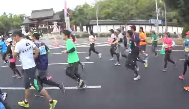 神戸マラソン 練習