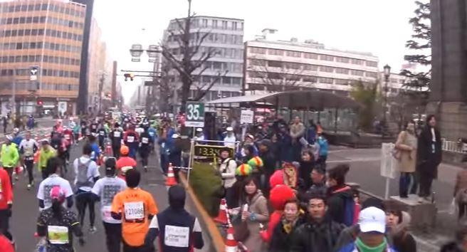 京都マラソン エントリー 2017