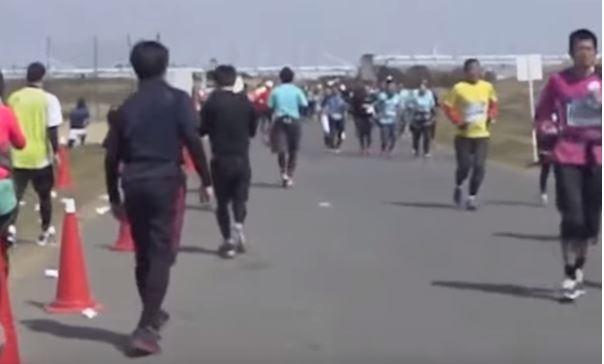 淀川 寛平マラソン2018 関門