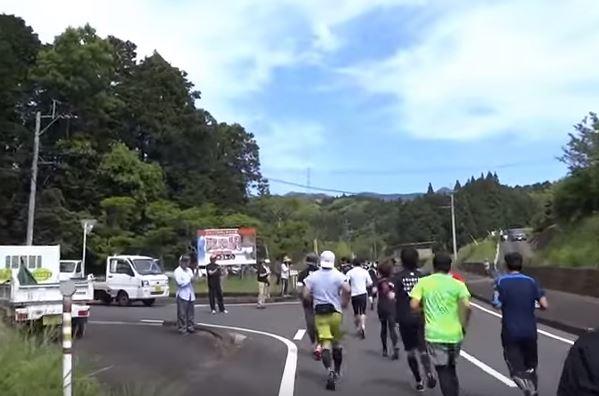 えびの京町温泉マラソン 関門