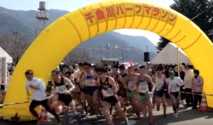 千曲川ハーフマラソン エントリー
