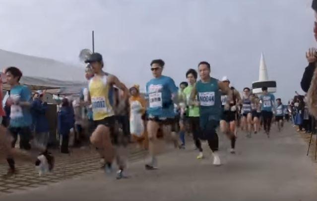 寛平マラソン 関門