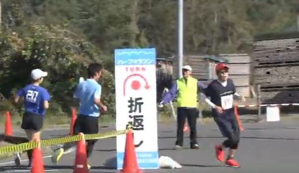 信州須坂ハーフマラソンの攻略法