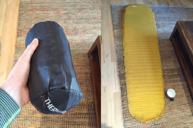 Inflatable Sleeping Pad