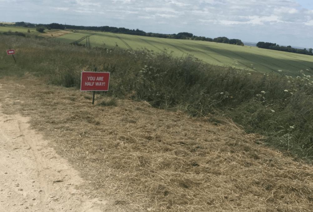 A Nice Sign