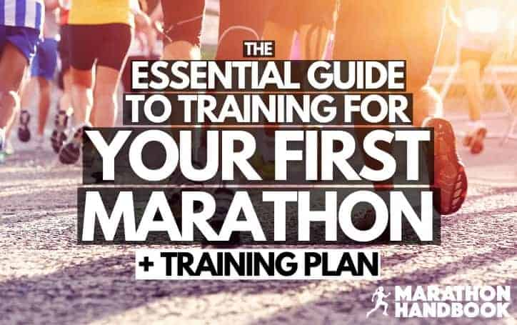 essential guide to first marathon training