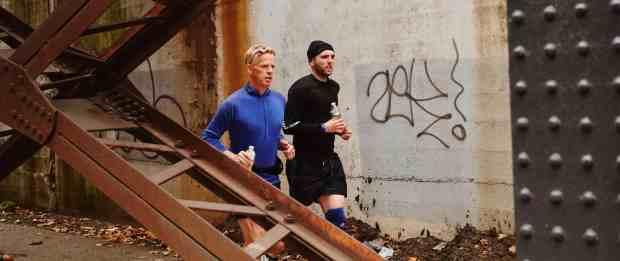 The Blind Runner - Simon Wheatcroft 2