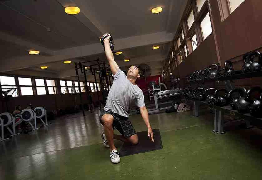 Gym Cross Training