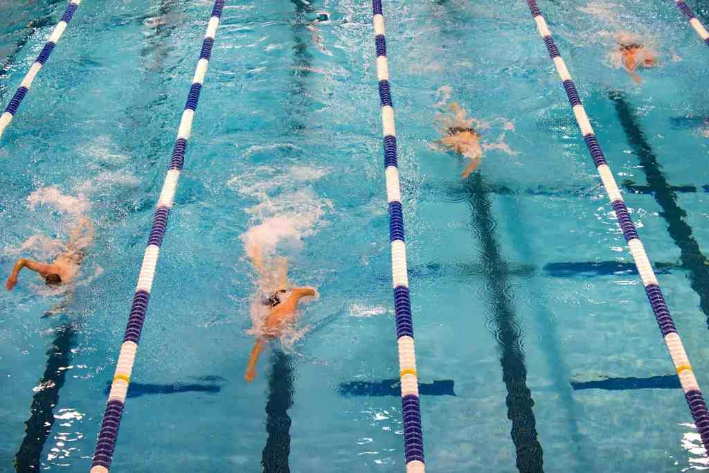 cross training swimming