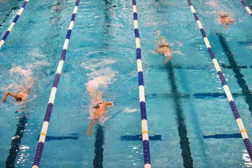 cross training swimming