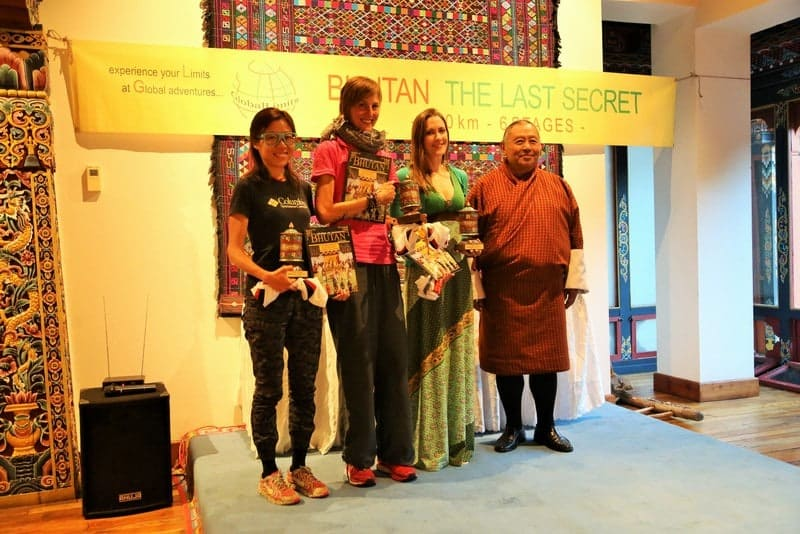 Global Limits Bhutan - The Last Secret - 200km Race Report 102