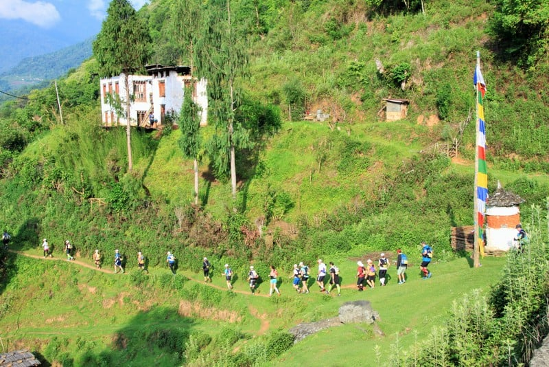 Global Limits Bhutan - The Last Secret - 200km Race Report 24