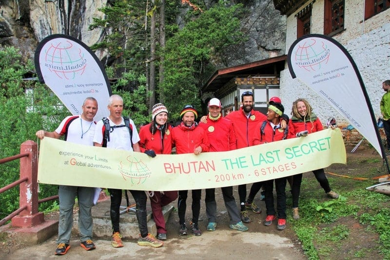 Global Limits Bhutan - The Last Secret - 200km Race Report 88