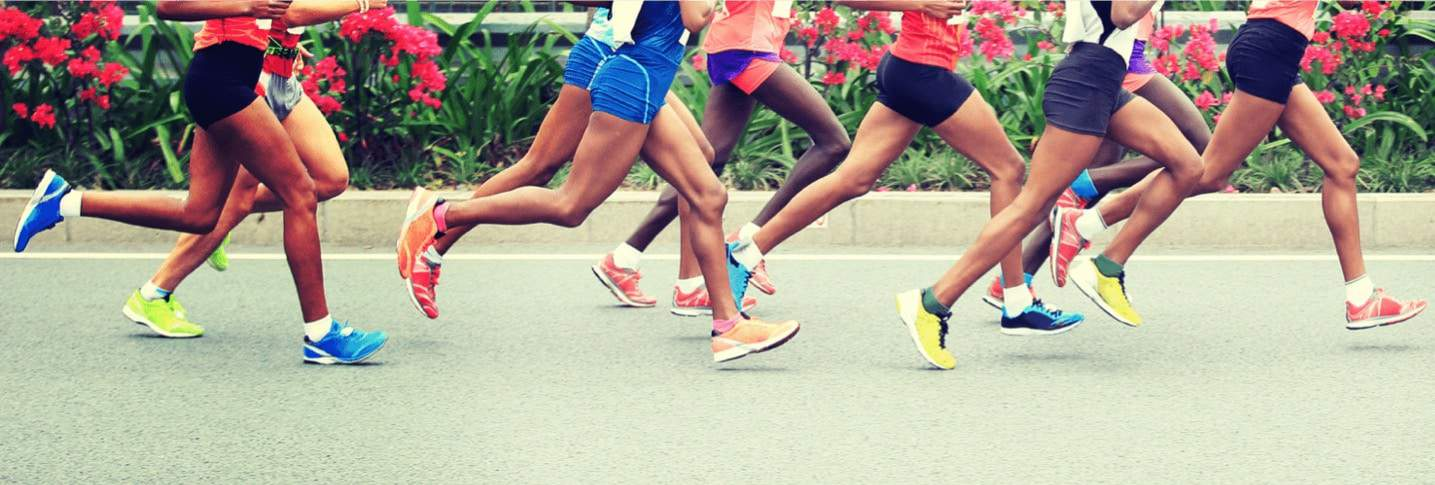 What Is A 'Good' Marathon Finishing Time? 2