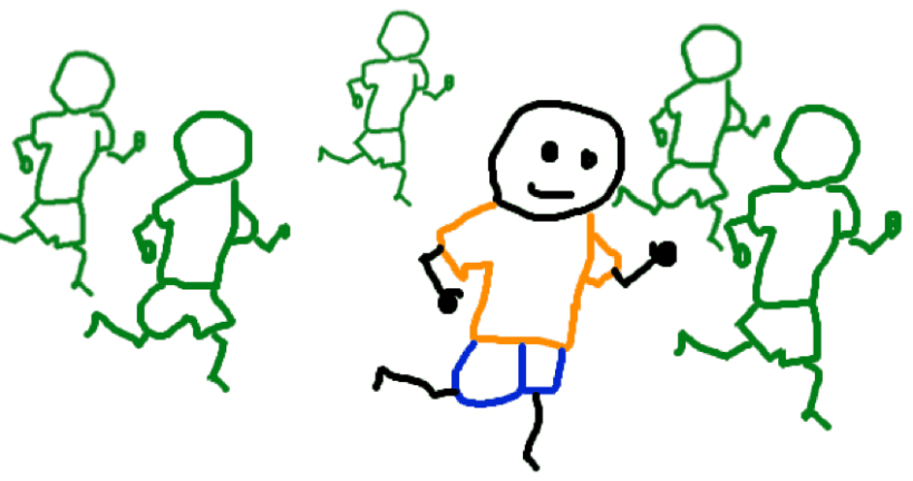 The 15 Emotional Stages of Marathon Running 4