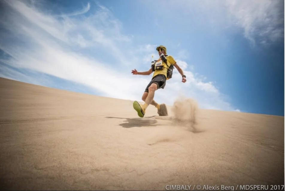 Meet Dion Leonard - Extreme Runner and Gobi's Master 19
