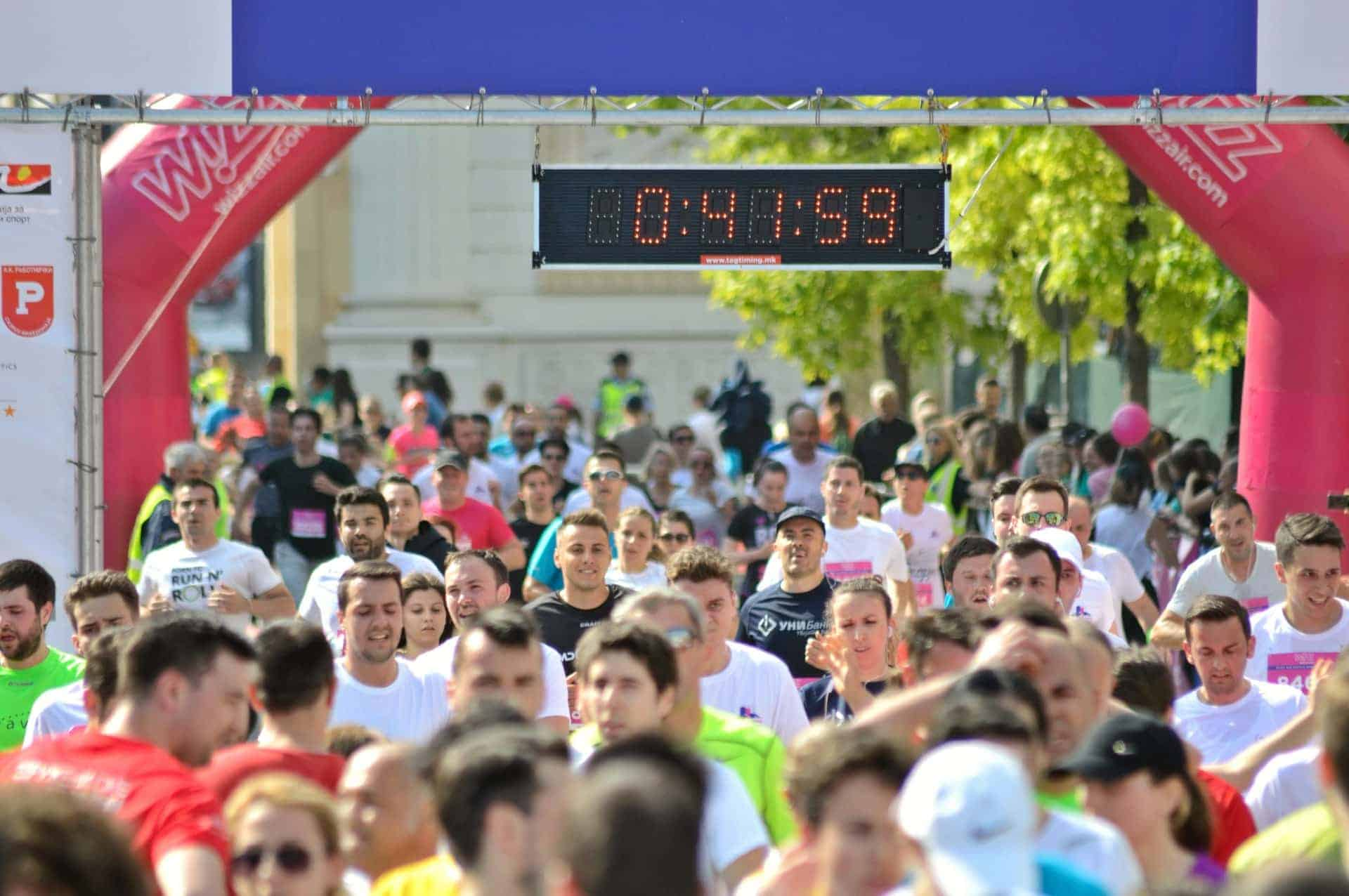 Wizz Air Skopje Marathon - Field Report 3