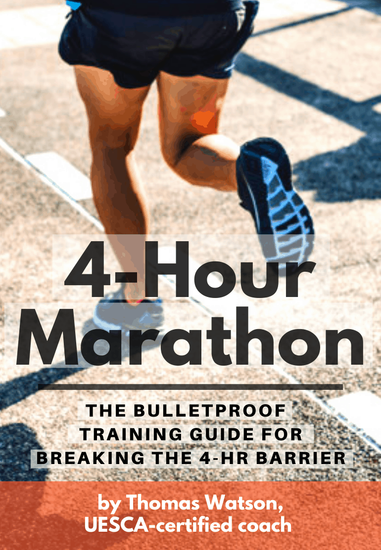 4-Hour Marathon 1