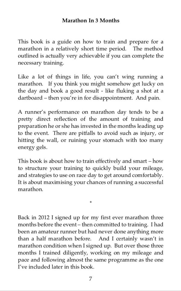 Marathon In 3 Months 3