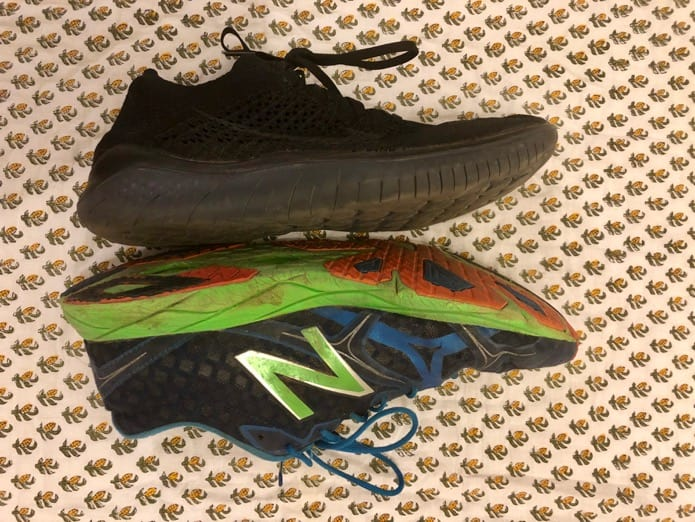 The Performance Difference Between Old and New Running Shoes - A Case Study 5