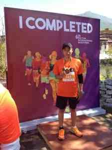 Bhutan Marathon Done! 2