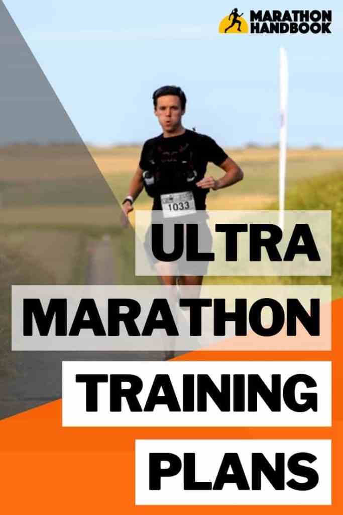 ultramarathon training plans