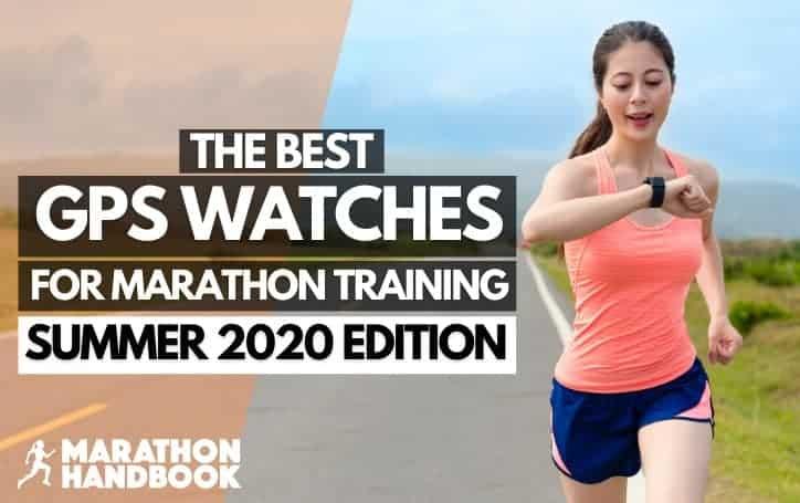 the best watch for marathon training