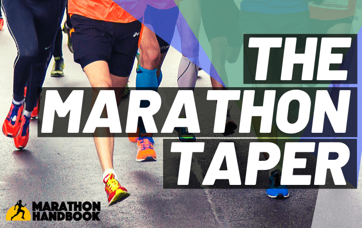 The Marathon Taper