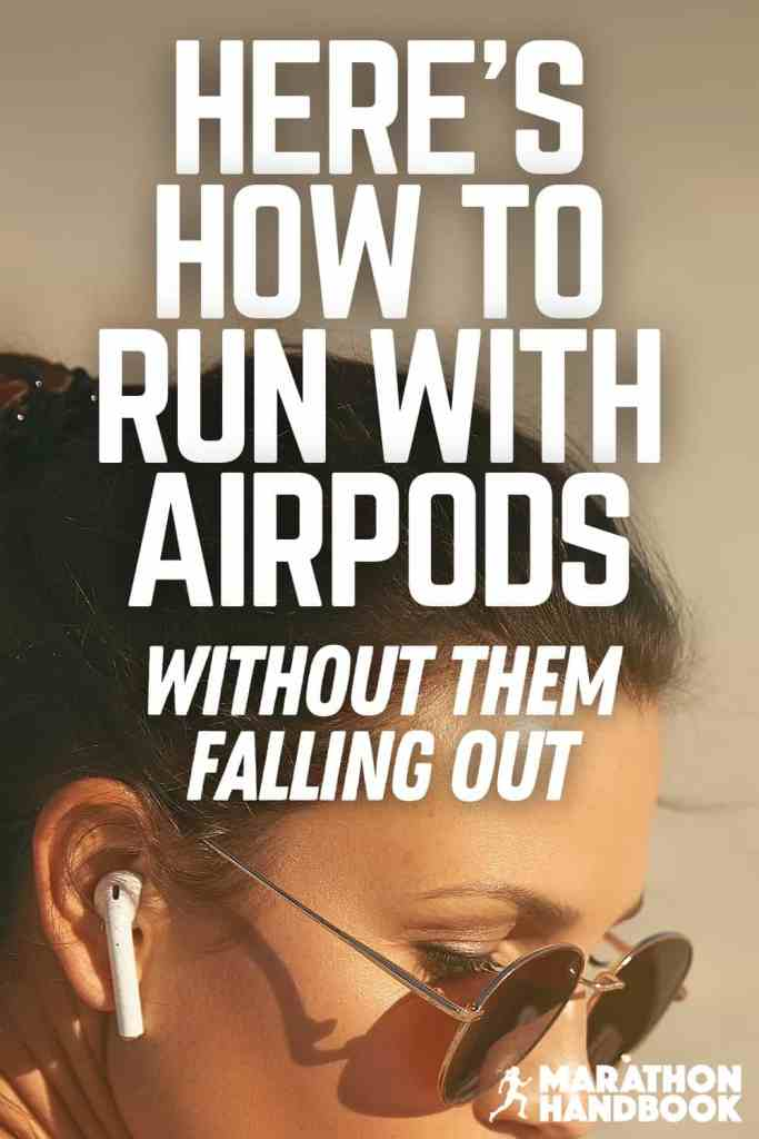 Running with Airpods