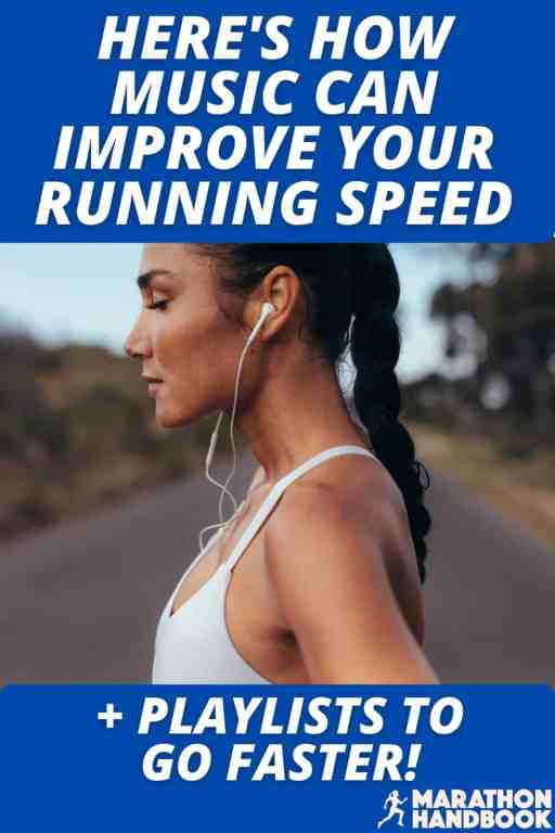 Can running with music make you faster? running and music playlists