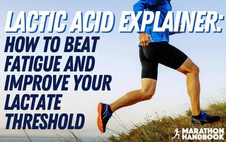 Lactate Threshold Training
