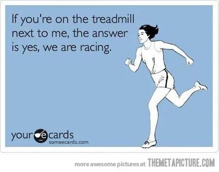 funny running memes treadmill humor