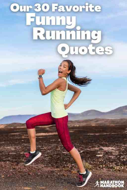 our 30 favorite funny running quotes