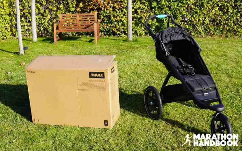 unboxing the thule urban glide 2