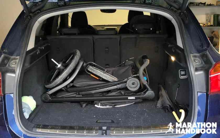 thule urban glide 2 trunk