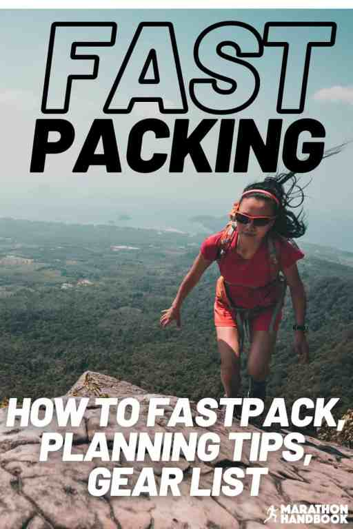 fastpacking guide how to fastpack