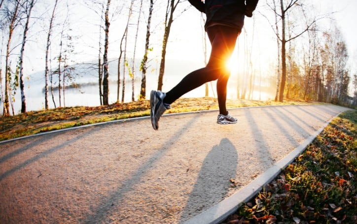 how to run 3 miles a day