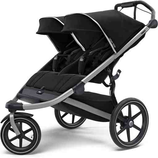 Thule Urban Glide 2 Jogging Stroller Review 1